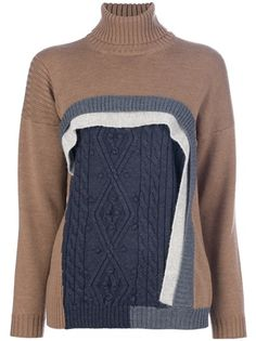JEAN PAUL GAULTIER - knit sweater 1