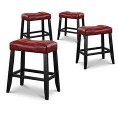 #homeoffice #homedesign #Four great bar stools, one great price!