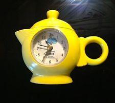 133 Best Fiesta 174 Homer Laughlin China Clocks Amp Clock