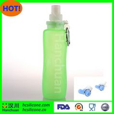 #1.  Collapsible Silicone Water Bottle - Buy Collapsible Silicone Water Bottle,Foldable Water Bottle,Sports Water Bottles Product on Alibaba.com