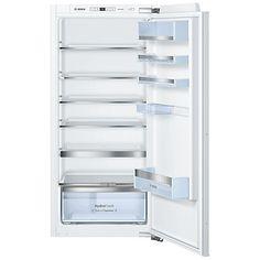 Buy Bosch KIR41AF30G Integrated Larder Fridge, A++ Energy Rating, 56cm Wide Online at johnlewis.com