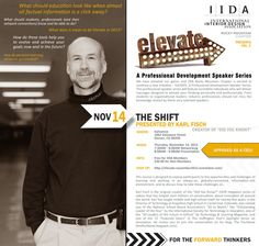 ELEVATE: Professional Development Speaker Series, Vol. 2 « IIDA Rocky Mountain Chapter IIDA Rocky Mountain Chapter
