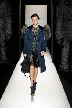 Mulberry AW12 at London Fashion Week