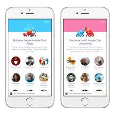 Facebook predispone nuovi strumenti per personalizzare l'organizzazione dei contenuti sul news feed.