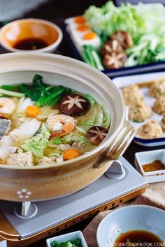 Chanko Nabe (Sumo Stew) ちゃんこ鍋 | Easy Japanese Recipes at JustOneCookbook.com