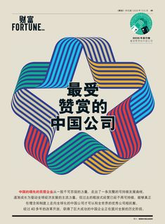 Fortune China 2020 Cover on Behance