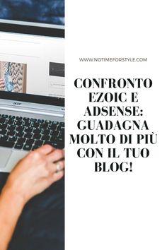 In questo articolo vi propongo una recensione di Ezoic e vi spiego come ho aumentato istantaneamente le mie entrate pubblicitarie sul blog di oltre il 60%, semplicemente con il passaggio da Google Adsense a Ezoic come piattaforma per le inserzioni pubblicitarie.