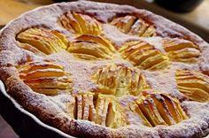 Alsaský jablkový koláč | Pečené-varené.sk