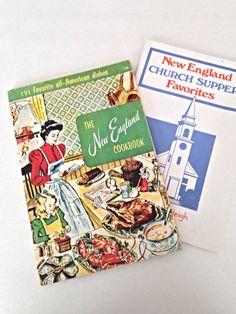 New England Cookbook Church By Vintagehinesstime Soft Shell Crab Pot Roast Vintage