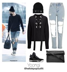"""Yoongi Bts"" ~[⭐❤⭐]~inspired Outfits"