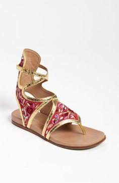 Lisa for Donald J Pliner 'Gissa' Sandal #nordstrom
