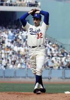 Sandy Koufax - 1965 One of the GREATEST pitchers EVER!!!