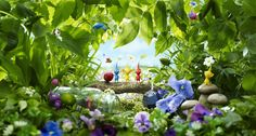 Pikmin One of my favorite game series...