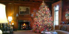 Christmas at the Hills & Dales Estate in LaGrange, Georgia.