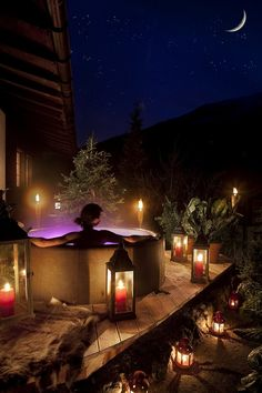 33 best chalets with hot tubs images chalets cottages country rh pinterest com