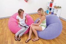 Le mobilier gonflable Intex Pop, nouveauté 2013 disponible chez Raviday.