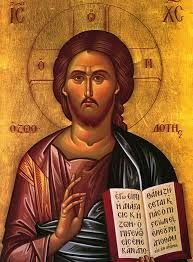 Greek names of Jesus Christ are found in different religious documents and texts. The Gospels and the Acts or Epistle use several Greek names of Christ Jesus Facts, Good Goodbye, Christ Pantocrator, Greek Icons, Names Of Jesus Christ, Orthodox Icons, Religious Art, Religious Paintings, Religious Studies