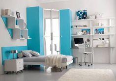 Decoración de Habitaciones Juveniles Elegantes - Para Más Información Ingresa en: http://disenodehabitaciones.com/decoracion-de-habitaciones-juveniles-elegantes/