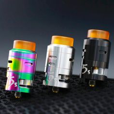「❤️ijoy rdta 5s ❤️」 the biggest thing to happen to rdta since rdta ~~~~~~~~~~~~~~~~ #wholesale & #distribution welcome to PM me or contact by methods as below: Em:sales1@ijoycig.com Sk:ijoy.sales1 WA:+86 13163711161 FB:Ijoy Owen(ijoywholesae) More details check here: www.ijoycig.com #vapedaily #localvape #ejuice vapers #vapelove #vapejuice #vapepix #ijoy #vapefam