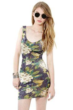 Betsey Johnson Lily Velvet Dress