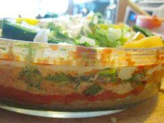 Raw Vegan Lentil Taco Dip