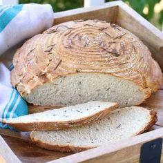 Sourdough Recipes, Sourdough Bread, Bread Recipes, Sourdough Pancakes, Starter Recipes, Yeast Bread, Fun Recipes, Rosemary Bread, Baking Stone