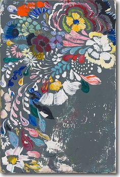 Paynes Gray Artist: Starla Michelle Halfmann