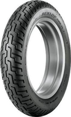 Motorcycle / Cruiser Dunlop D404 Motorcycle Tires - 1(509)466-3410 $104.95