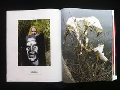 """""""Collaborations"""" - Some photos from a collaboration with Christophe Brunnquell are printed in the latest Vice photo issue, the theme this year is """"collaborations"""". Inline, Collaboration, Polaroid Film, Tumblr, Prints, Printmaking"""