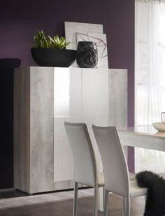 Buffet Haut Couleur Bois Moderne LIMBO | Buffet Haut Moderne, Design,  Contemporain | Pinterest | Buffet And Bedrooms