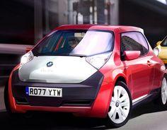 BMW Isetta2011concept