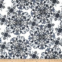 This cotton sateen fabric is soft and lightweight with a slight sheen. It features 10% stretch across the grain for comfort and ease. Tightly woven with a nice, full bodied drape, it is perfect for apparel such as jackets, pants, skirts and dresses. Colors include black, denim blue, dusty blue and white.