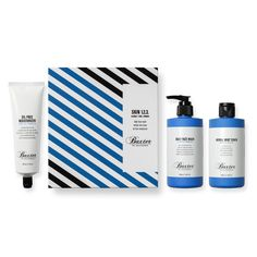 Baxter of California Skin 1.2.3. Daily Skincare Kit