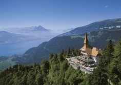 Harder Kulm ~ Interlaken