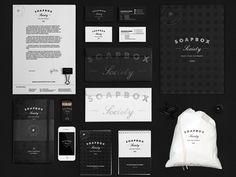 Soapbox Society Branding Kit
