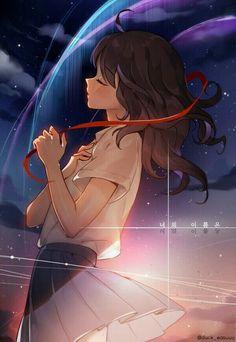 Anime music: The Best Anime Songs to Put on Your Playlist. Find the anime love songs, the best anime singers, anime sad songs, and all the best anime songs. Manga Anime, Fanarts Anime, Anime Art, Anime Love, Beautiful Anime Girl, Musik Wallpaper, Otaku, Your Name Anime, Wie Zeichnet Man Manga