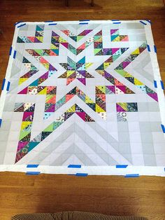 Good Morning Starshine Tales of Ineptitude 2019 Good Morning Starshine Tales of Ineptitude The post Good Morning Starshine Tales of Ineptitude 2019 appeared first on Quilt Decor. Star Quilts, Scrappy Quilts, Baby Quilts, Quilt Blocks, Bargello Quilts, Star Blocks, Quilting Projects, Quilting Designs, Sewing Projects