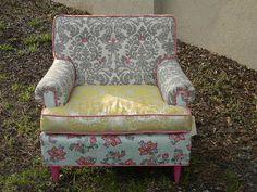Patchwork Armchair $1299.