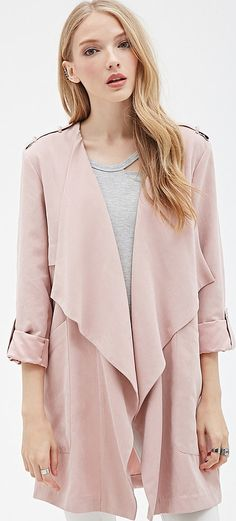 We love this slouchy silhouette from Forever 21.