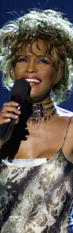 Whitney ... (RIP)