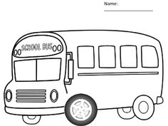 school bus coloring pages for kids printable. Find the newest extraordinary images ideas especially some topics related to school bus colori. Beginning Of School, 100 Days Of School, Back To School, School Bus Pictures, School Bus Safety, School Buses, Energy Bus, Preschool Workbooks, Spelling Activities