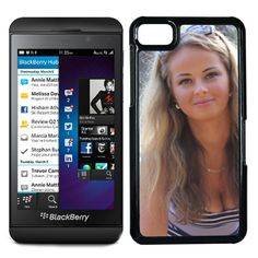 BlackberryZ10 - hard plastic case - Black or whiteThese premium quality plastic phone covers available in black and white coloursMade from hard plasticWhat can I do with this product?These phone cases are perfectly made for use as personalised gifts or promotional items. You can create:&