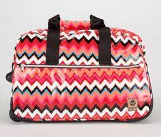 กระเป๋า Roxy ใครที่ชื่นชอบกระเป๋าลวดลายสีสันเยอะต้องชม!