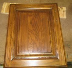 Walnut Gel Stain Love The Color Tone And The Satin Finish
