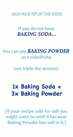 Baking soda substitute, Cooking recipes, Cooking, Baking tips, Baking Baking - White Chocolate Gingerbread Blondies - Baking Soda Substitute, Buttermilk Substitute, Hacks Cocina, Do It Yourself Food, Cooking Measurements, Food Substitutions, Recipe Substitutes, Food Facts, Healthy Eating Tips
