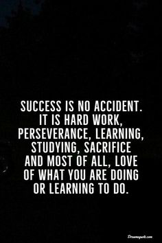 38 Motivational Inspirational Quotes for Success in Life 33 Hard Work. - positivity - 38 Motivational Inspirational Quotes for Success in Life 33 Hard Work. Success Quotes And Sayings, Motivacional Quotes, Wisdom Quotes, Great Quotes, Quotes To Live By, Unique Quotes, Quotes About Sucess, Quotes For Myself, Quotes About Studying