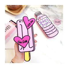 Das cool pink Getränkenflaschen und Eis Case Cover ist speziell für iPhone 6/6S/6plus, das aus dem Silikon bestellt. Dank der auf der Rückseite verwendeten Materialien sieht jeder Kenner sofort, dass es sich um ein iPhone handelt. Das cool einzigartige...