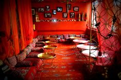 Café Arabe, Marrakech