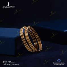 Glamour your look with the gold bangles. Plain Gold Bangles, White Gold Jewelry, Indian Gold Bangles, Gold Jewellery, Gold Chain Design, Gold Bangles Design, Jewelry Design, Gold Bangle Bracelet, Diamond Bangle