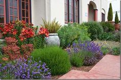 Mediterranean Garden Design - Creating a Tuscan Garden (27)